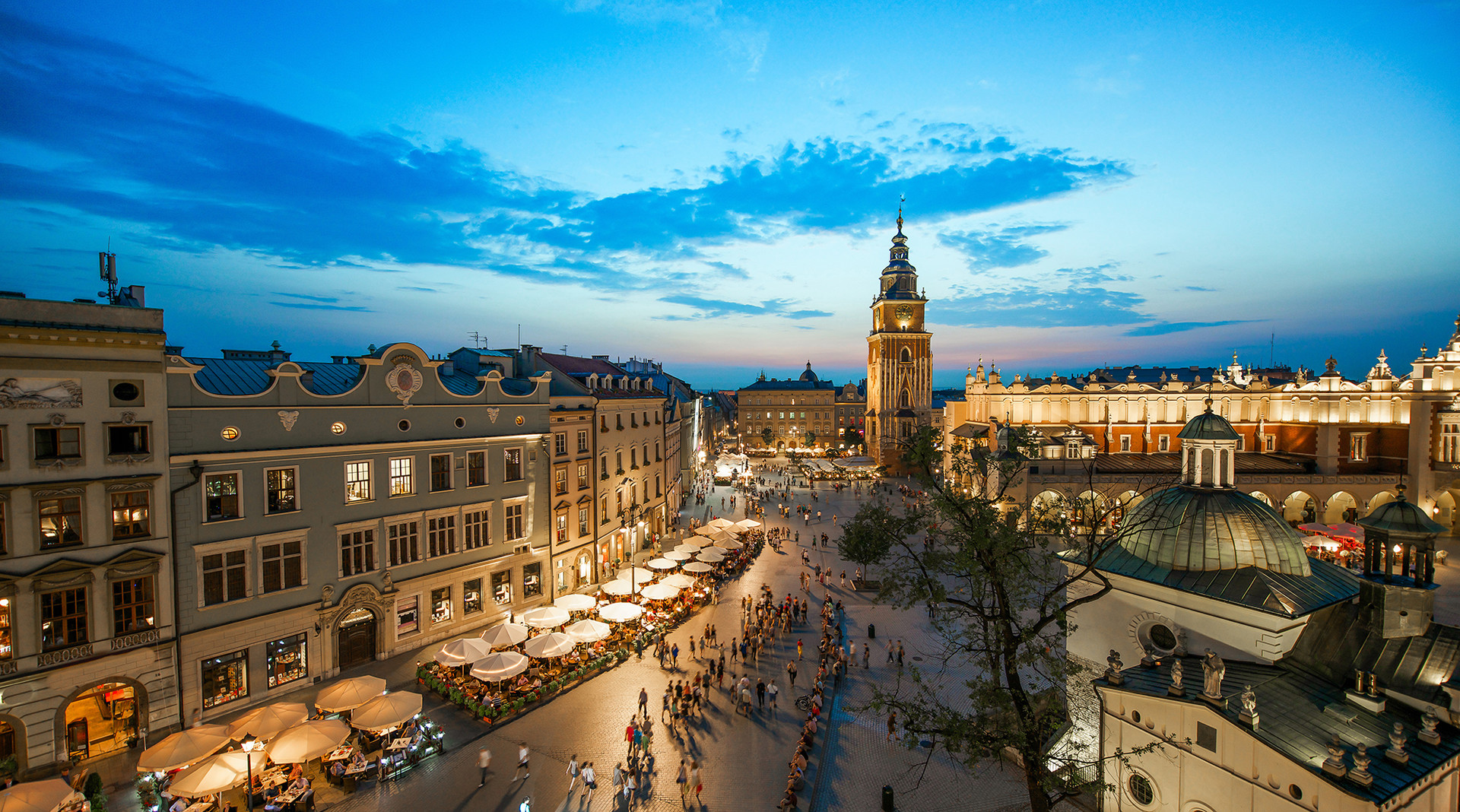 Cracovia, Polonia - Foto Erasmusu