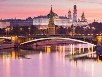 Cremlino, Mosca