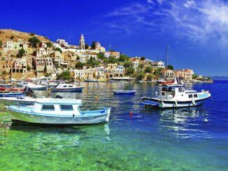 Rodi, splendida isola greca