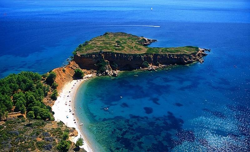 Alonissos, isola greca