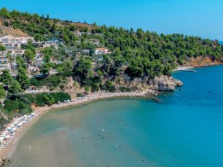 Alonissos, tranquilla isola greca