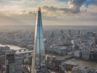 The Shard a Londra