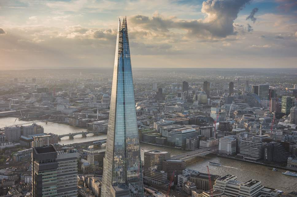 The Shard a Londra