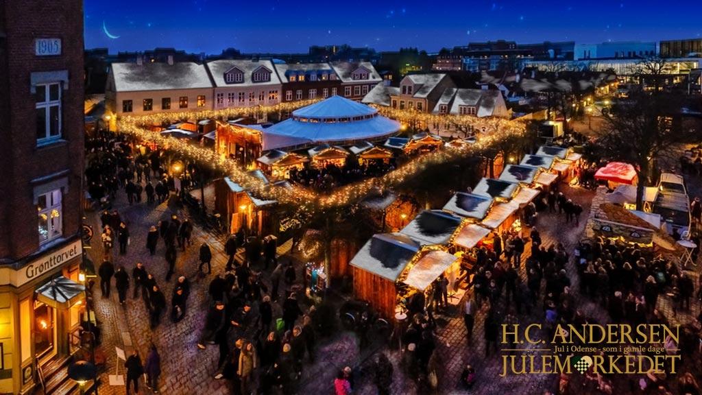 Mercatini di Natale in Danimarca