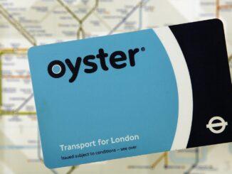 Oyster Card Londra