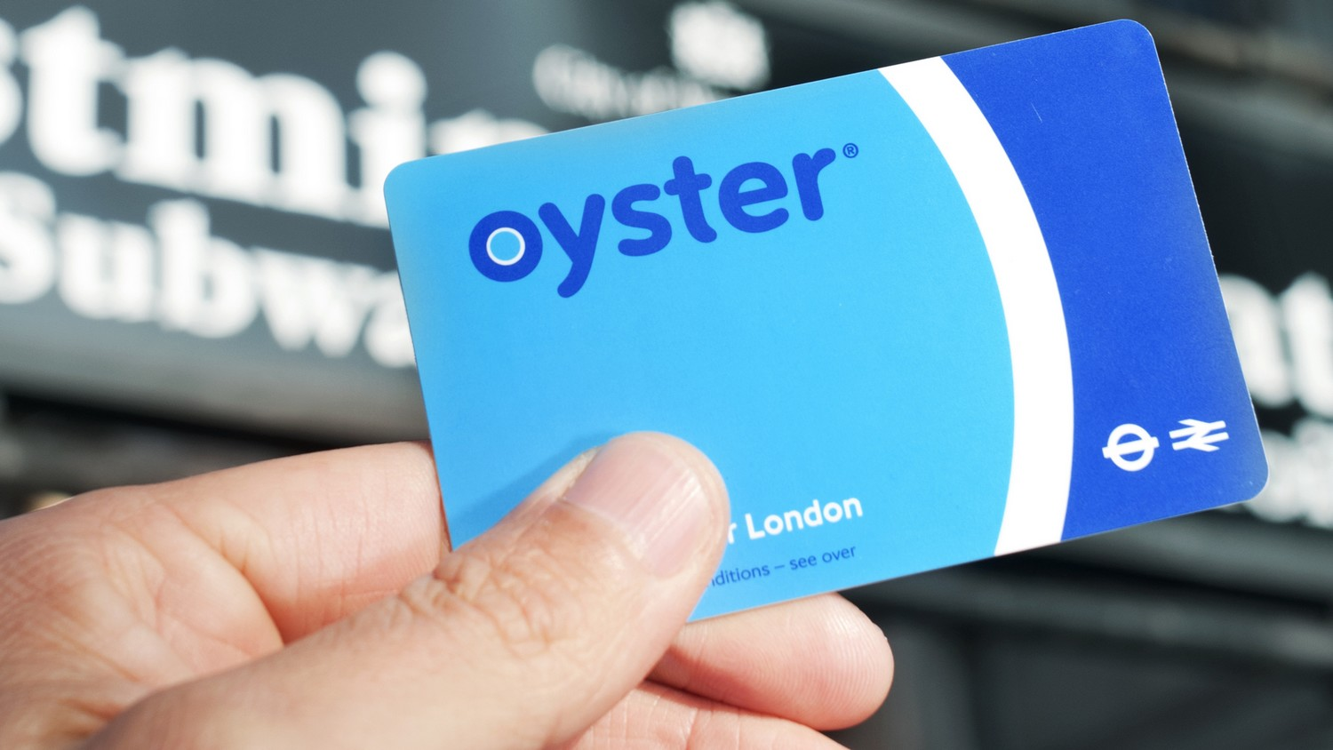 Oyster Card, Londra