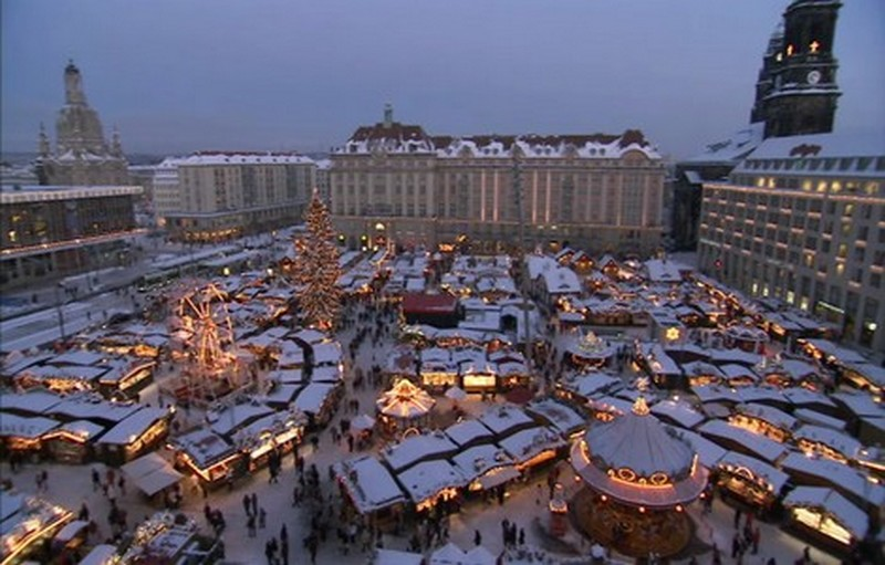 Mercatini di Natale a Dresda