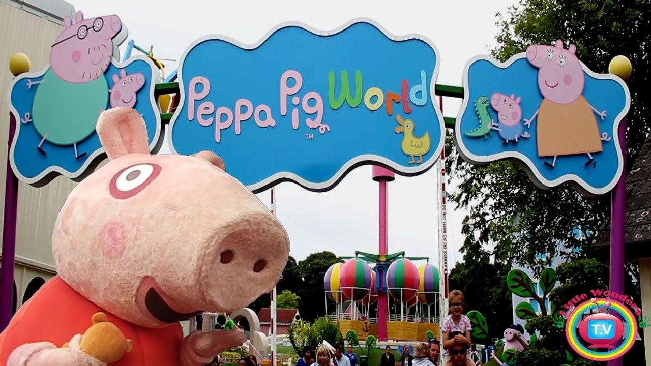 Parco Peppa Pig World