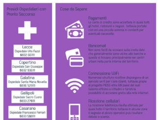 Infografica Salento