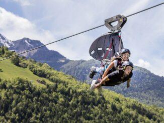 Fly Emotion, Valtellina