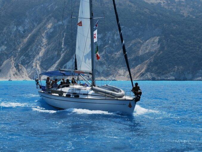 crociera barca vela horca myseria