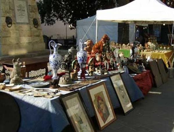 Mostra Scambio di Antiquariato a Iglesias