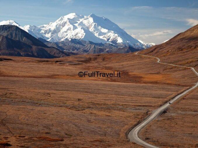 Alaska, paesaggio sconfinato