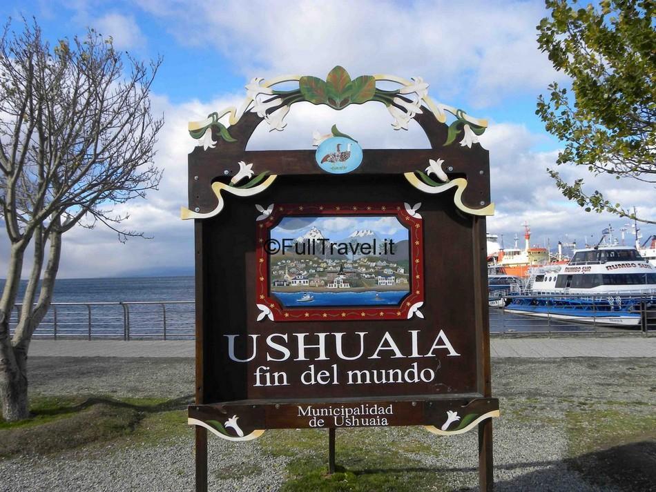 Ushuaia e il cartello