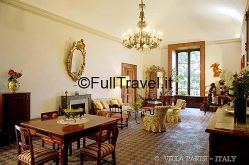 Salone della Villa