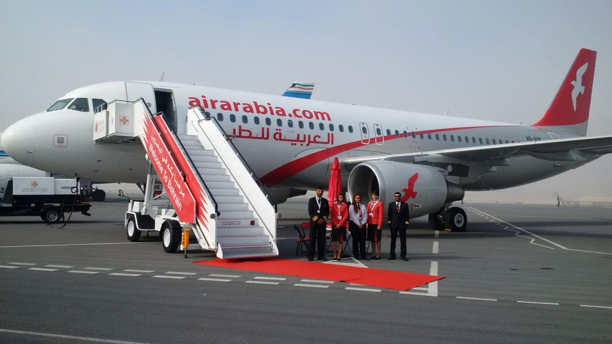 Air Arabia voli
