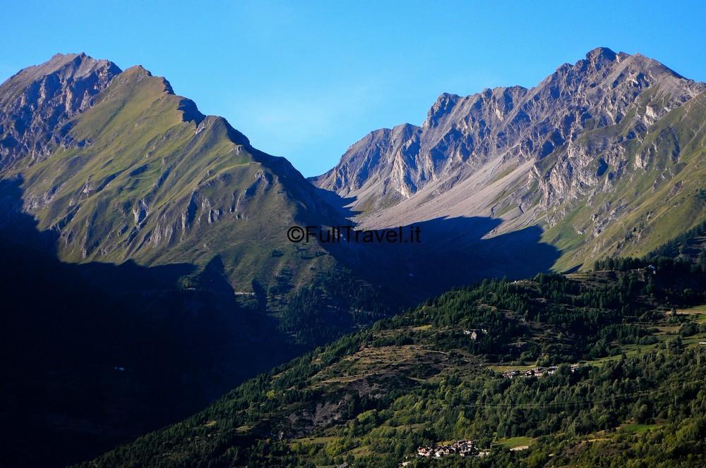 Monte Paramont in Valle d'Aosta ©Foto Massimo Vicinanza