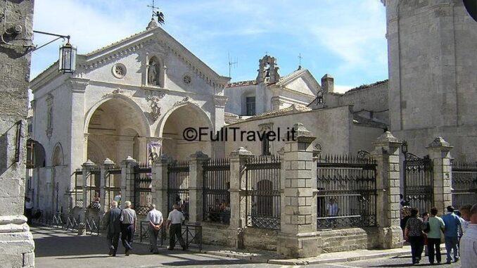 Monte Sant'Angelo, Santuario di San Michele Arcangelo