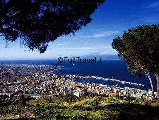 Veduta di Reggio Calabria