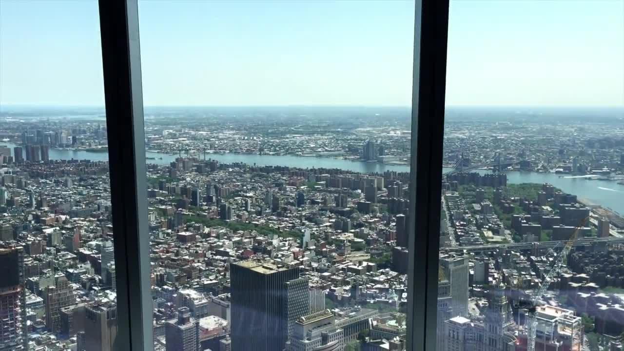 Osservatorio del One World Trade Center a New York
