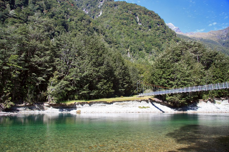 Milford Track - Foto© Active Adventures New Zealand
