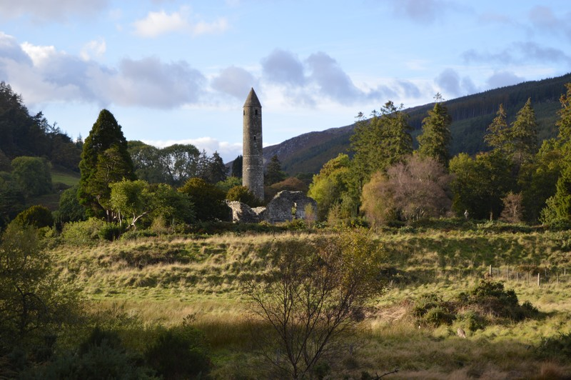 Glendalough - Foto© The Irish Sports Council