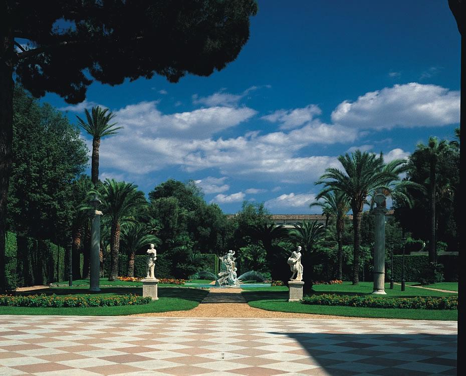 Giardini del Quirinale, Roma