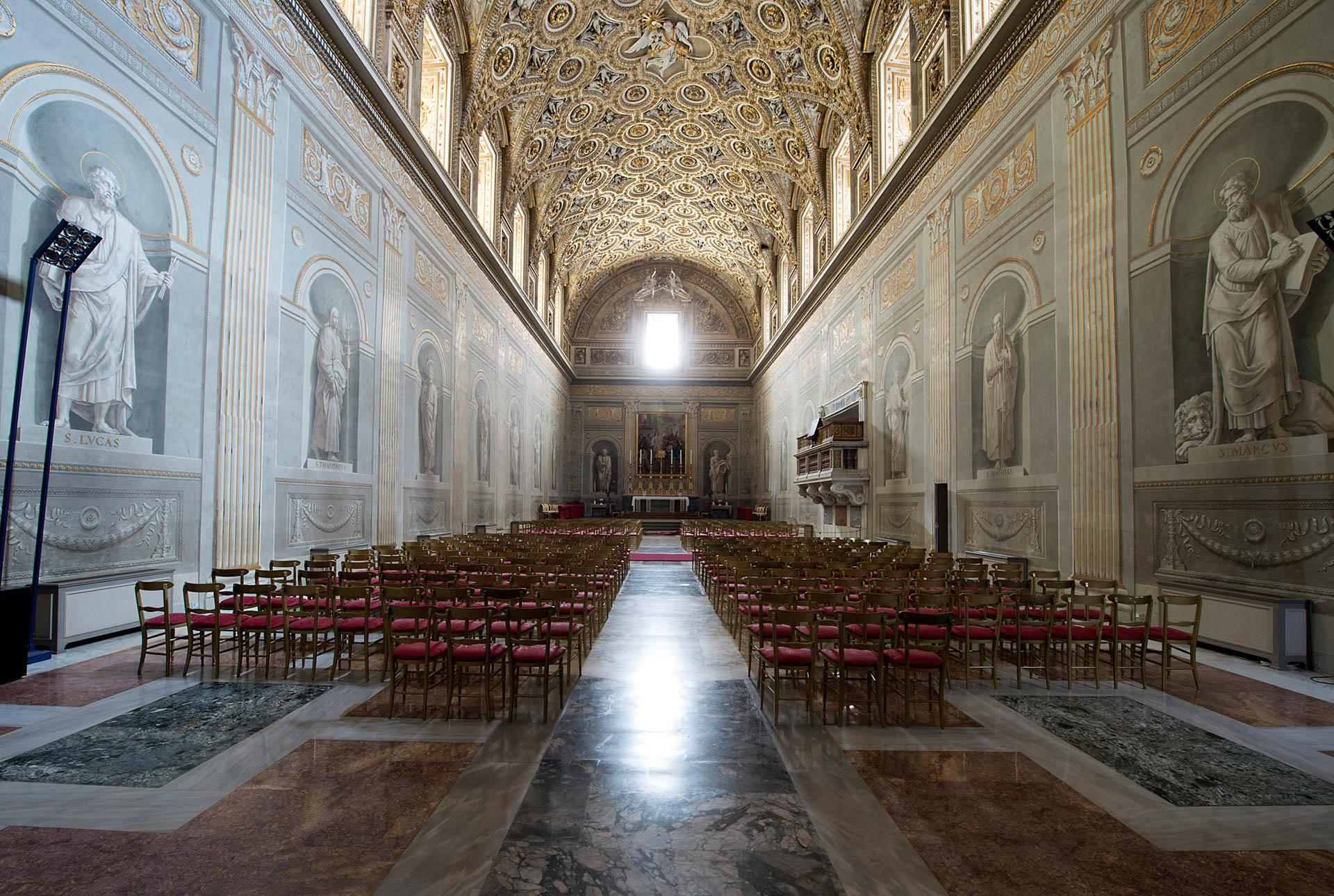 Cappella Paolina del Quirinale, Roma