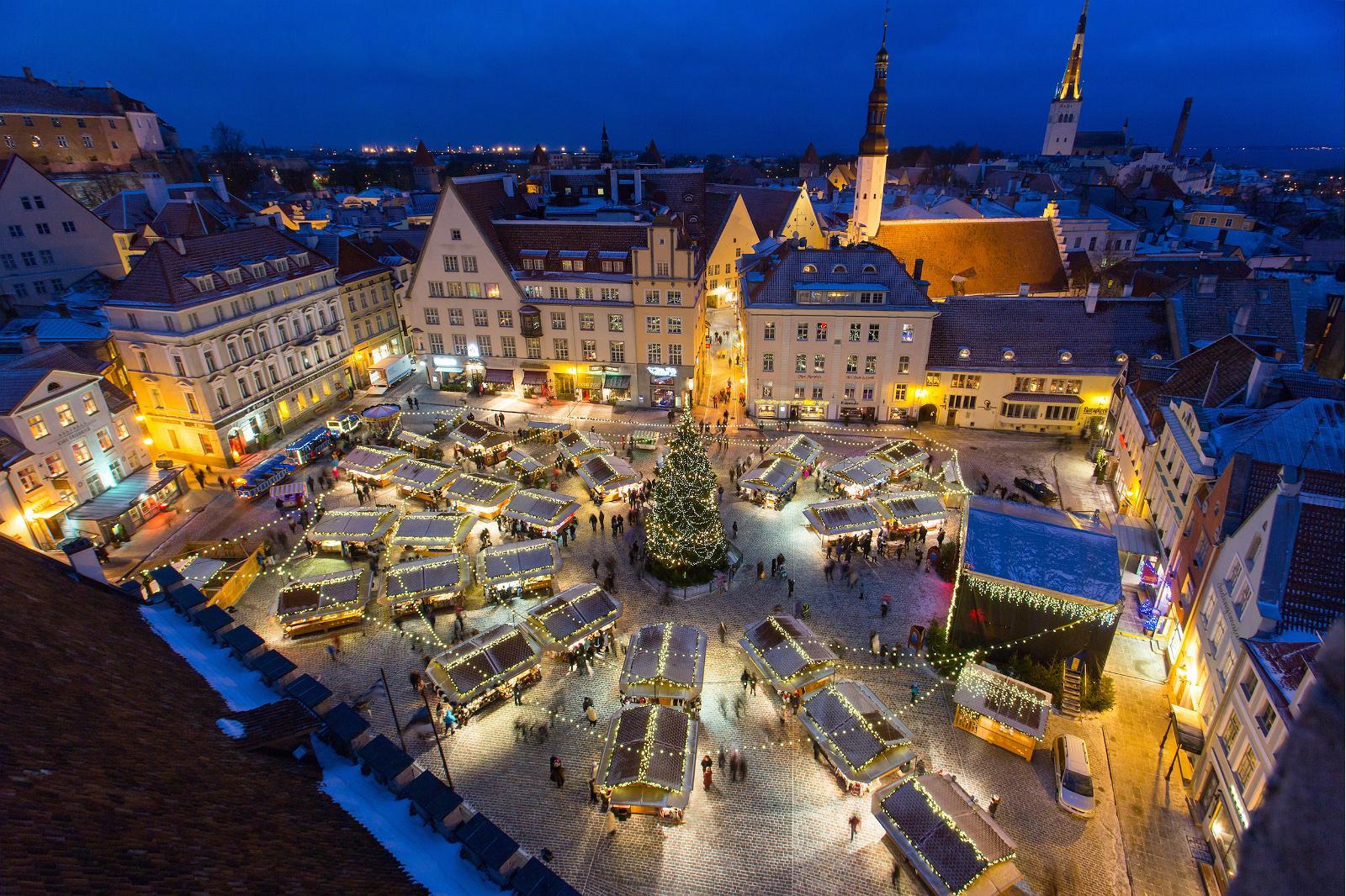 Tallinn a Natale