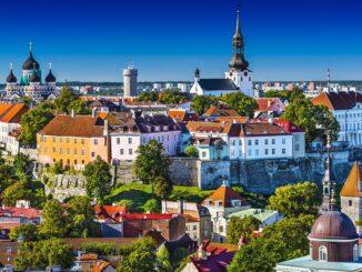 Tallinn, città Vecchia