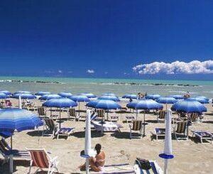 La spiaggia di Francavilla al Mare ©Foto Regione Abruzzo