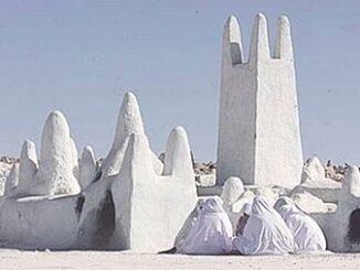 Paesaggio algerino del sud del Paese ©National office of Tourism