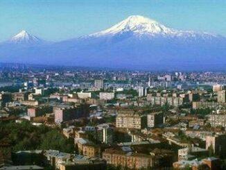 Yerevan è la capitale dell'Armenia. Foto © Armenian Tourism Development Agency