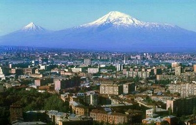 Yerevan è la capitale dell'Armenia. Foto © Armenian Tourism Development Agency