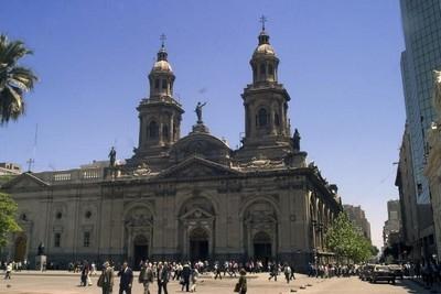 Plaza de Armas, Santiagio del Cile ©Corporación de Promoción Turistica Chile