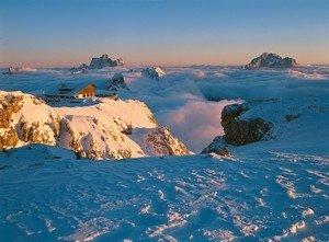 Lagazuoi, Cortina d'Ampezzo ©Foto Freddy Planin