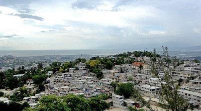 Port-au-Prince, Haiti (foto 2008)