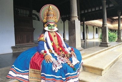 Personaggio indiano ©India Tourism