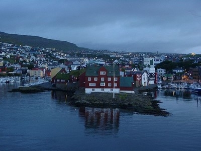 Torshavn, Isole Faroe ©Foto Matija Podhraški