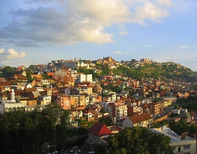 Una veduta di Antanarivo la capitale del Madagascar ©Foto Alexandra Pugachevsky Wikimedia