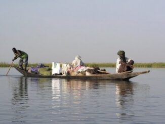Pescatori sul fiume Niger nel Mali ©Foto Jon Ward Creative Commons Attribution ShareAlike 2.5