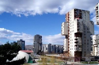 Pogdorica, capitale del Montenegro ©Foto Bratislav