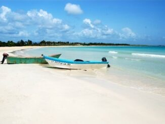 Isla Saona Beach, Repubblica Dominicana ©The Dominican Republic Ministry of Tourism