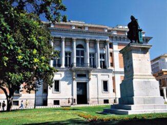 Ingresso del museo nazionale del Prado a Madrid ©Turespaña