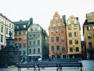Il centro storico di Stoccolma ©Foto Nicho Södling