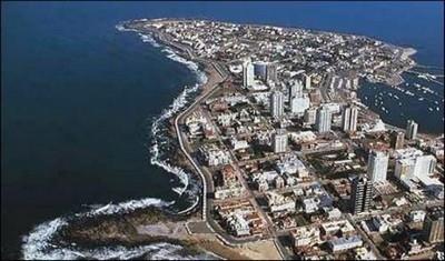 Punta del Este, attrazione turistica dell'Uruguay ©Ministerio de Turismo y Deporte del Uruguay