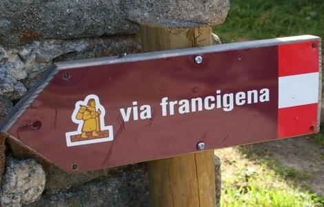 Via Francigena Toscana