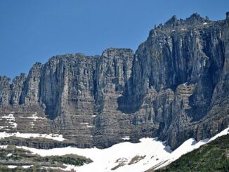 The Garden Wall @ Galcier National Park,Montana -Foto© Loco Steve