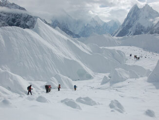 Concordia K2 Trek, Going - Foto© Maria Ly via Flickr