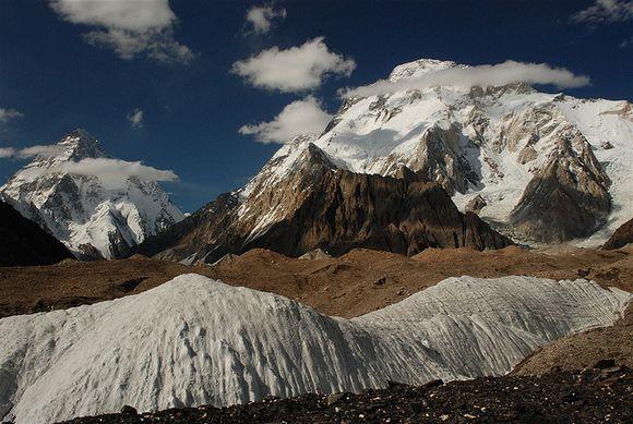 Concordia CampAnd K2 - Foto© Stefanos Nikologianis via Flickr